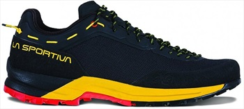 La Sportiva Tx Guide Approach Shoe, Uk 7.5 / Eu 41 Black/Yellow