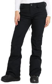 Volcom Womens Species Stretch Womens Snowboard/Ski Pants, Uk 14 Black