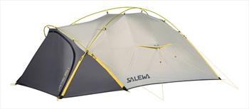 Salewa Litetrek Pro 2 Hiking Tent + Footprint, 2 Man Grey