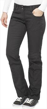 Ocun Zera Pants Womens Tall Climbing Trousers, L Anthracite