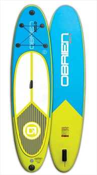 """O'Brien Hilo All-round ISUP Paddleboard, 10'6"""" Blue Yel. 2021"""