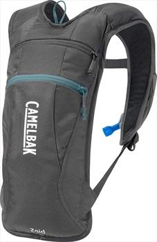 Camelbak Zoid Snowboard/Ski Hydration Pack, 2L Graphite/White