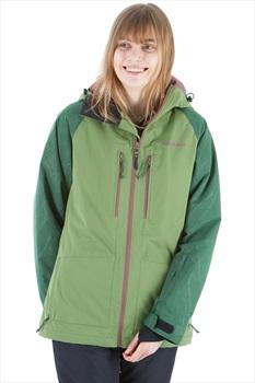 Armada Stadium Insulated Womens Ski/Snowboard Jacket, L Sage