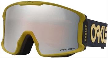 Oakley Line Miner Prizm Black Snowboard/Ski Goggles, L FP