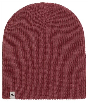 Burton All Day Long Slouch Ski/Snowboard Beanie, One Size Rose