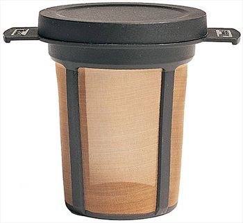 MSR MugMate Reusable Camping Coffee & Tea Filter, Black