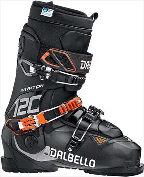 Dalbello Krypton 120 AX Ski Boots, 26.5 Black/Orange 2020