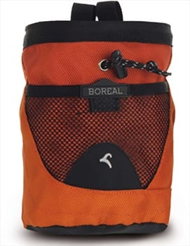 Boreal Apex Rock Climbing Chalk Bag, One Size Orange