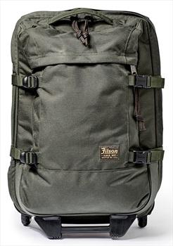Filson Dryden 2 Wheel Roller Carry On Bag, 36L Otter Green