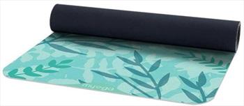 Myga Vegan Suede Rubber Yoga/Pilates Mat, 3mm Peacemaker