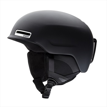 Smith Maze Ski/Snowboard Helmet, M Matte Black 2021