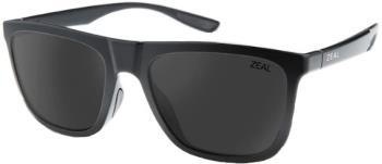 Zeal Boone Dark Grey Sunglasses, M Matte Black