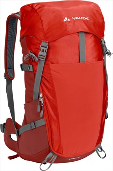 Vaude Adult Unisex Brenta 25 Top-Loading Daypack, 25L Lava