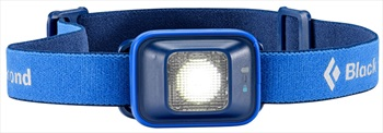 Black Diamond Iota 150 Lumen LED Headlamp, Adjustable, Denim