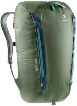 Deuter Gravity Motion Climbing Equipment Bag, 35 L Khaki-navy