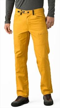 "Prana Adult Unisex Kragg Rock Climbing Trousers, 32"" Toffee"