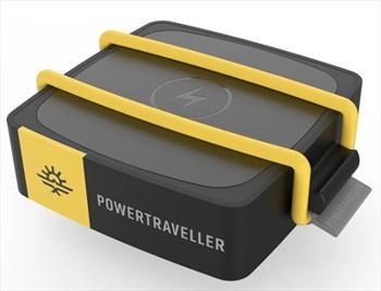 PowerTraveller Harrier 25 Portable Wireless Power Pack, Black