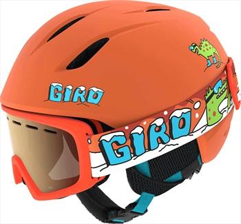 Giro Launch Combo Kids Ski/Snowboard Helmet + Goggles, XS