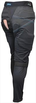 Demon Flex Force X D3O V2 Women's Ski/Snowboard Impact Pants L Black
