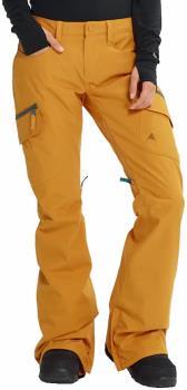 Burton Gloria Insulated Women's Snowboard/Ski Pants, L Squashed