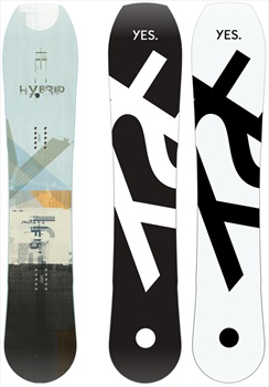 Yes. Hybrid Hybrid Camber Snowboard, 161cm 2020