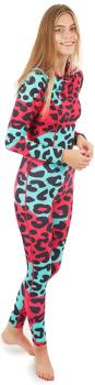 OOSC Baselayer Thermal Set, XL Cheeky Leopard