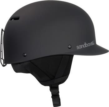 Sandbox Classic Snow 2.0 Ski/Snowboard Helmet, S Black