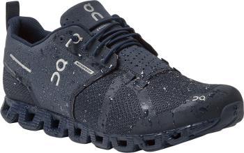 On Cloud Waterproof Women's Running Shoes, UK 8 Navy