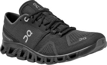 On Cloud X 2.0 Women's Running Shoes, UK 5.5 Black/Asphalt