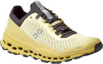 On Cloudultra Men's Trail Running Shoes, UK 10 Limelight/Eclipse