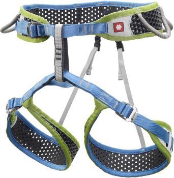 Ocun WeBee 3 Rock Climbing Harness Set, M Black/Blue