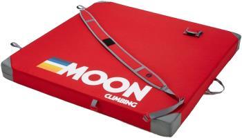 Moon Pluto Bouldering Crash Pad : 100 x 100 x 8cm, Red