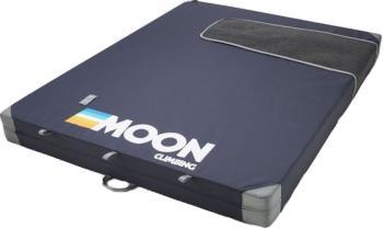 Moon Saturn Bouldering Crash Pad, Retro Stripe Indigo