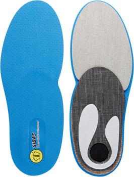 Sidas Custom Run Running Insoles, M Blue