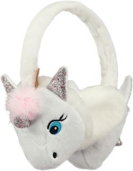 Barts Unicorna Kids Ski/Snowboard Ear Muffs, One Size White