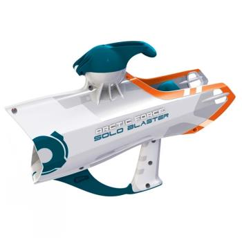 Arctic Force Launcher Blaster Snowball Maker, White