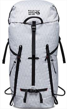 Mountain Hardwear Scrambler 35 35L Climbing & Alpine Pack, S/M White