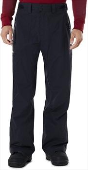 Oakley Snow Shell 3L Snowboard/Ski Pants, XL Blackout