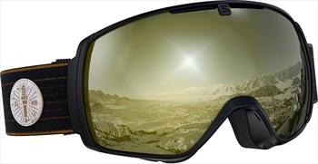 Salomon XT One Sigma Snowboard/Ski Goggles, M/L Cafe Racer