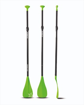 Jobe Freedom Stick Kids SUP Paddle, 137cm / 171cm Lime Green 2021