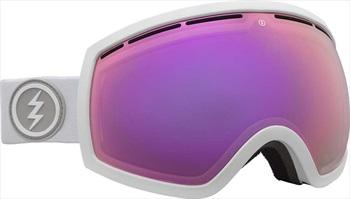 Electric EG2 Brose Pink Snowboard/Ski Goggles, M Matte White