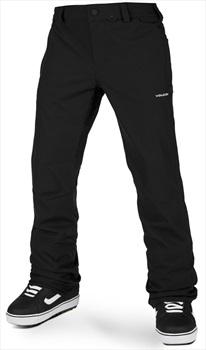 Volcom Adult Unisex Klocker Tight Men's Snowboard/Ski Pants, L Black