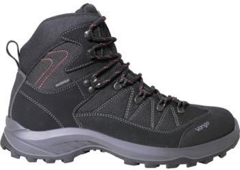 Vango Grivola Men's Waterproof Hiking Boot, Uk 7 1/4 Black/Red