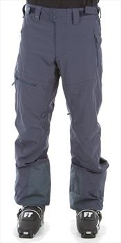 Scott Ultimate Dryo10 Insulated Snowboard/Ski Pants, L Blue Nights