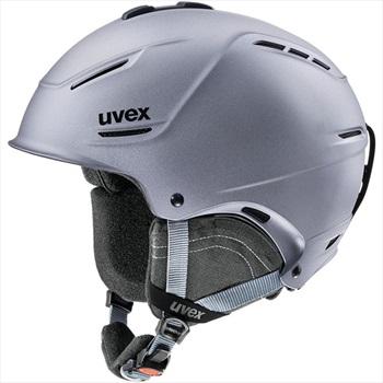 UVEX P1us 2.0 *Ex-Display* Ski/Snowboard Helmet, L Strato Met Matte