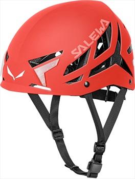 Salewa Adult Unisex Vayu Rock Climbing Helmet, S/M Red