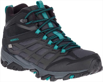 Merrell Moab FST Ice+ Thermo Women's Hiking Boots, UK 4 Black/Ice