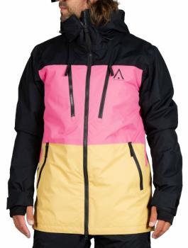 Wearcolour Grid Snowboard/Ski Jacket L Black