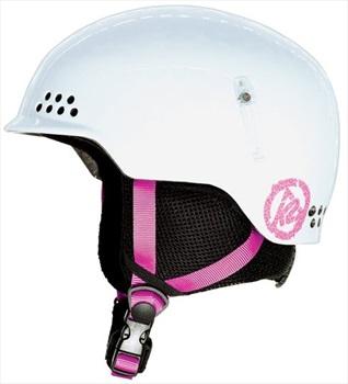 K2 Illusion Kids Ski/Snowboard Helmet, XS White