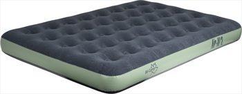 Bo-Camp Velours Airbed XL Inflatable Double Camp Mattress, 200cm